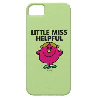 Étui iPhone 5 Petite Mlle Helpful Classic