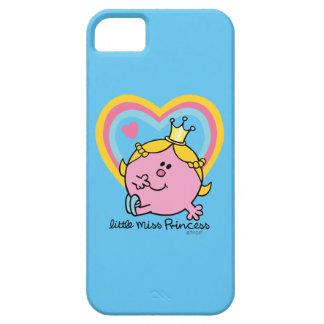 Étui iPhone 5 Petits coeurs de Mlle le princesse |