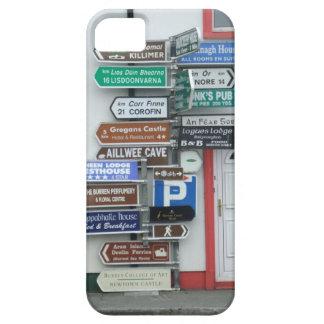 Étui iPhone 5 Plaques de rue irlandaises