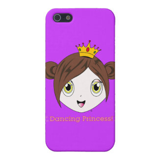 Étui iPhone 5 Princesse Cherry™