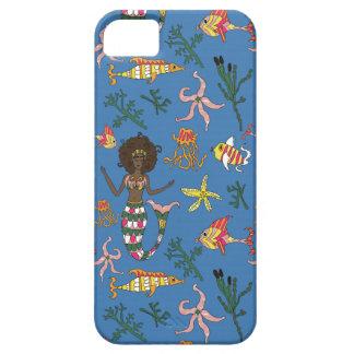 Étui iPhone 5 Sirène tropicale
