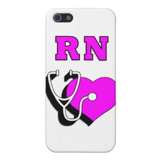 Étui iPhone 5 Soin infirmier de RN