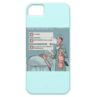 Étui iPhone 5 Soutenu pour gazouiller cas drôle de l'iPhone 5/5S