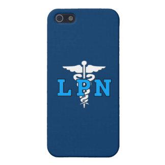 Étui iPhone 5 Symbole médical des infirmières LPN