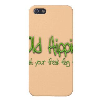 Étui iPhone 5 Vieux grn hippie