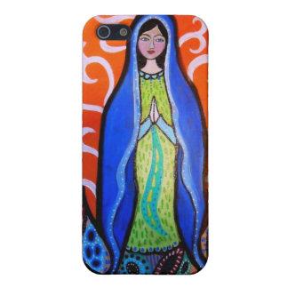Étui iPhone 5 virgen Guadalupe
