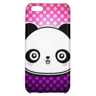 Étui iPhone 5C Panda adorable