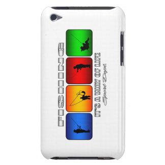 Étui iPod Touch Pêche fraîche c'est un mode de vie