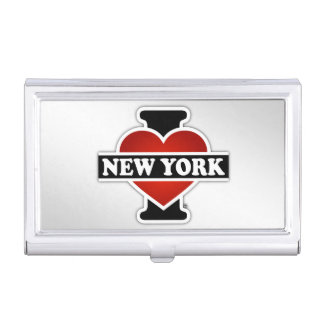 Étui Pour Cartes De Visite I coeur New York