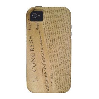 Étui Vibe iPhone 4 L'indépendance