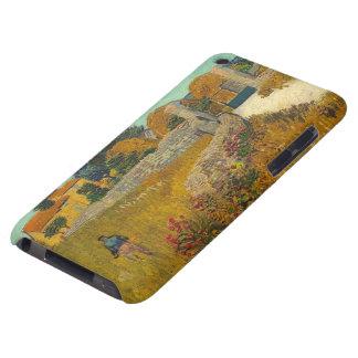 Étuis Barely There iPod Ferme de Vincent van Gogh | en Provence, 1888