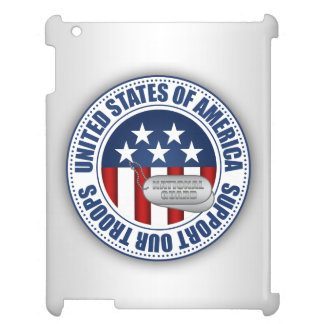 Étuis iPad Garde nationale (métal)
