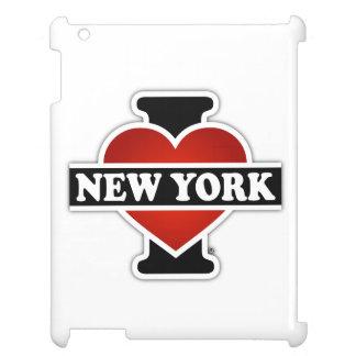Étuis iPad I coeur New York