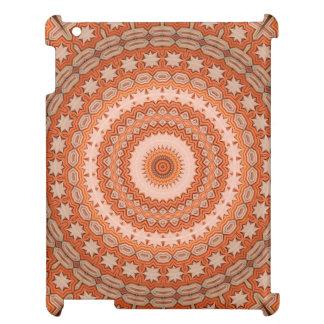 Étuis iPad Mandala d'étoile de kaléidoscope en Hongrie :