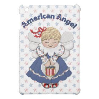 Étuis iPad Mini Ange américain