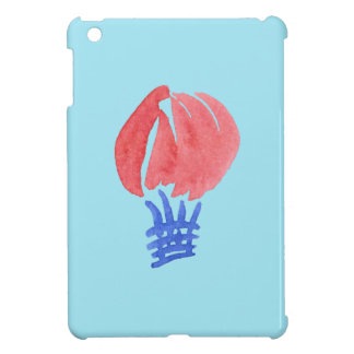 Étuis iPad Mini Cas d'iPad brillant de ballon à air mini