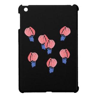Étuis iPad Mini Cas d'iPad brillant de ballons à air mini