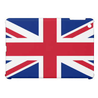 Étuis iPad Mini Cas d'iPad d'Union Jack mini