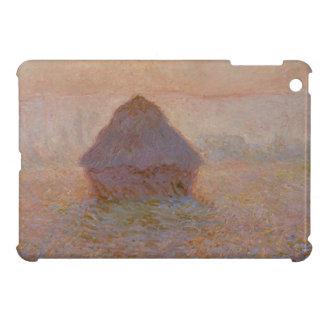 Étuis iPad Mini Claude Monet | Grainstack, Sun dans la brume