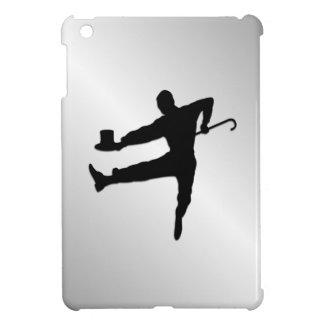 Étuis iPad Mini Danseur de claquettes de casquette supérieur et de