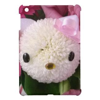 Étuis iPad Mini Fleur Kitty