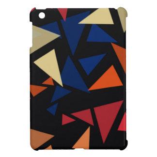 Étuis iPad Mini Formes géométriques colorées
