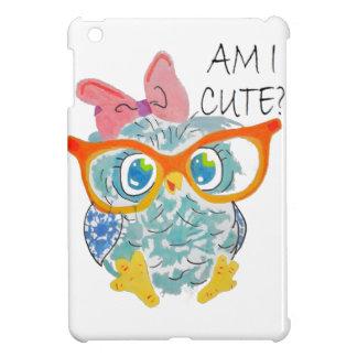 Étuis iPad Mini Hibou mignon