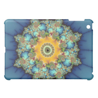 Étuis iPad Mini Insulaire - art de Mandelbrot