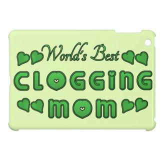 Étuis iPad Mini Le meilleur vert obstruant de la maman du monde