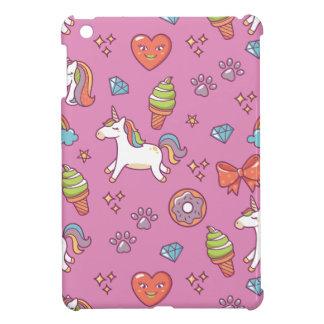 Étuis iPad Mini Licorne magique mignonne