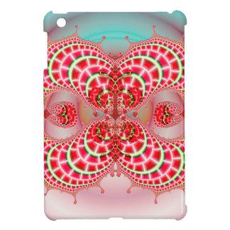 Étuis iPad Mini Melons de Paisley fusionnant le mini cas brillant
