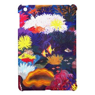 Étuis iPad Mini Mer de corail