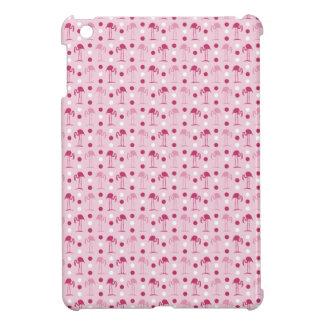 Étuis iPad Mini Mini cas d'iPad rose mignon de flamants