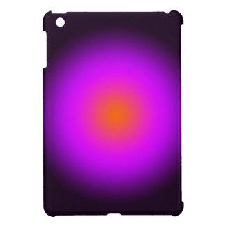 Étuis iPad Mini Personnalisez - Halloween pourpre, orange, noir
