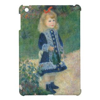 Étuis iPad Mini Pierre un Renoir | une fille avec une boîte