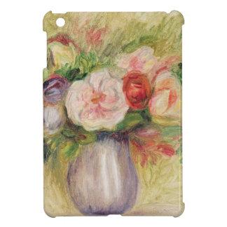 Étuis iPad Mini Pierre un vase à Renoir | de fleurs