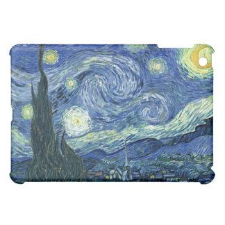 Étuis iPad Mini PixDezines Van Gogh Night/St étoilé. Remy