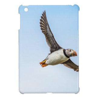 Étuis iPad Mini Plume de mouche de faune de vol de mer d'oiseau de