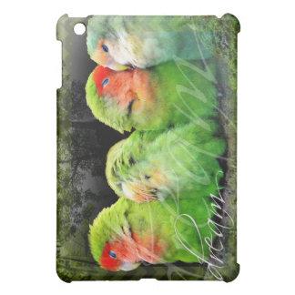 Étuis iPad Mini Rêve : Perroquets de sommeil voyageant aux terres
