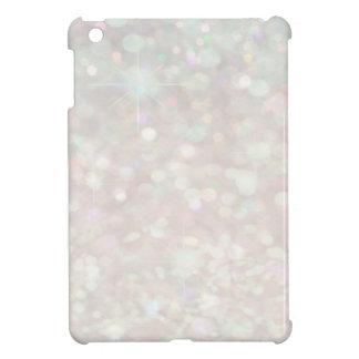 Étuis iPad Mini Scintillant girly gai avec du charme adorable