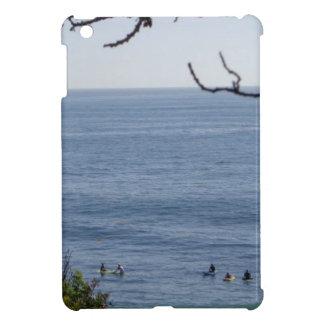 Étuis iPad Mini surf de plage de Laguna