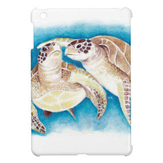 Étuis iPad Mini Tortues de mer