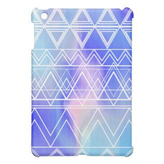 Étuis iPad Mini Tribal multi bleu
