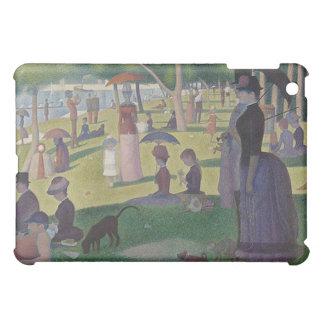 Étuis iPad Mini Un ~ Georges Seurat d'après-midi de Sundy