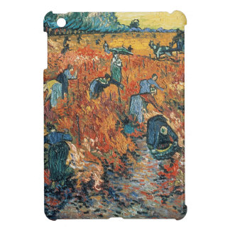 Étuis iPad Mini Vignobles de rouge de Vincent van Gogh | chez