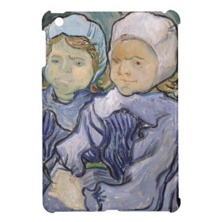 Étuis iPad Mini Vincent van Gogh | deux petites filles, 1890