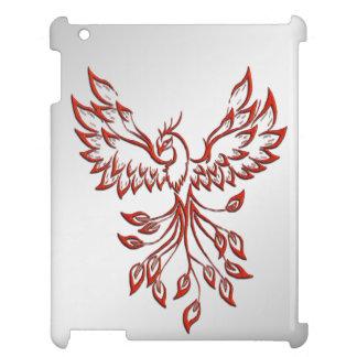Étuis iPad Vol d'un argent de Phoenix