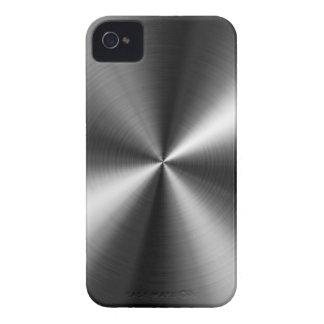 Étuis iPhone 4 Acier inoxydable