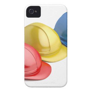 Étuis iPhone 4 Casques de sécurité