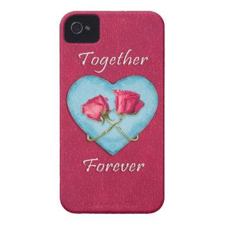Étuis iPhone 4 Conception de l'avant-projet d'amour